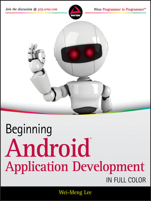 Beginning Android Application Development (eBook)